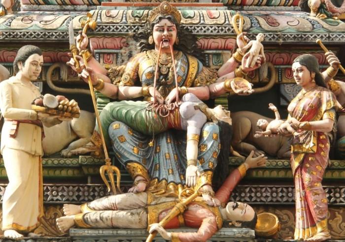 The-goddess-Kali-punishes-1024x721